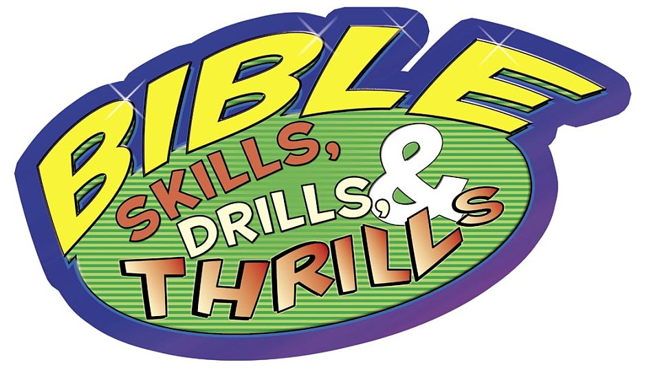 childrens bible drill logo