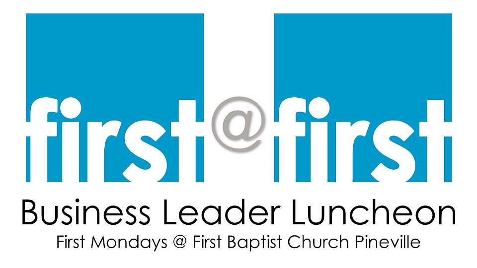 First@First Business Leader Luncheon