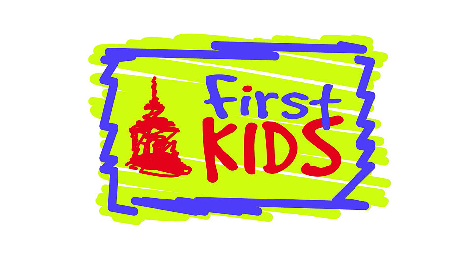 first kids color 2