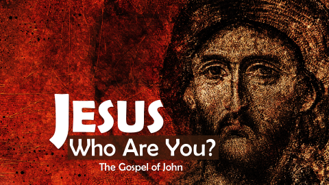 Jesus, Who Are You?