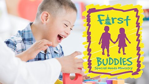 F.I.R.S.T. Buddies (Special Needs)